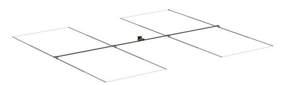 Приемная КВ антенна CT-HF-RX310